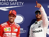 Hamilton 'grateful' for Vettel mistakes