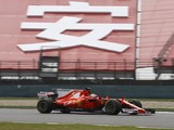 F1 Chinese Grand Prix: Vettel fastest for Ferrari in free practice 3