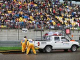 China pitlane vehicle incident 'low key but unacceptable' - FIA