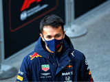 Albon 'on the bench' if he loses Red Bull drive