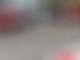 Hamilton and Vettel collide