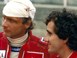 Lauda was a gentleman, and my idol, says Prost