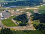 Various track changes at Red Bull Ring
