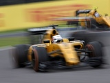 Palmer, Magnussen jibe one another over Renault deal