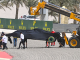 """Hamilton believes testing """"the perfect time"""" for Mercedes problems"""