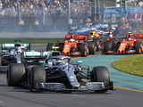 Hamilton explains Australia deficit to Bottas