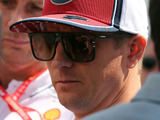 Raikkonen confirms leg injury, will evaluate in FP1