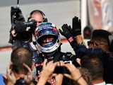 Ricciardo hoping their different tyre strategy will prove fruitful