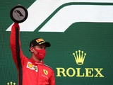 Binotto: Vettel now more comfortable with SF1000
