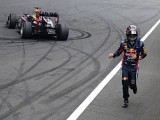 Vettel speechless after fourth F1 title
