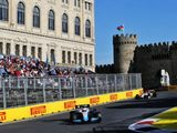Williams' Kubica positive after tricky weekend in Baku