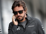 Alonso 'in talks' with McLaren over future