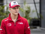 Schumacher name 'difficult' for Mick to carry