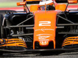 McLaren 'near limit' with Honda
