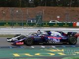 Albon explains why he 'didn't want to overtake Hamilton'
