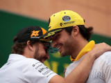 Sainz keen to learn from Alonso in McLaren integration