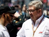 Ross Brawn praises Lewis Hamilton on fifth F1 world title