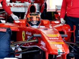 Ocon impresses in Ferrari test
