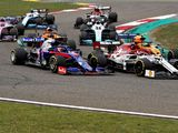 Daniil Kvyat puzzled by Chinese Grand Prix drive-through penalty