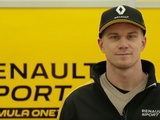 Hulkenberg not expecting top ten straight away with Renault