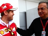 Vettel: Too much noise over what Marchionne says