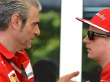 Maurizio Arrivabene expects confidence in Kimi Raikkonen will be 'well rewarded'