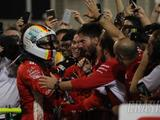 Marchionne calls for Ferrari concentration after Bahrain GP win