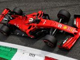 Vettel sets pace in tight final practice at Monza