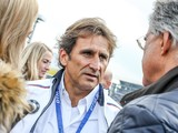 Zanardi undergoing surgery for severe head injury