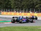Toro Rosso's Gasly – Italian GP quite an eventful day