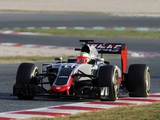 Gutierrez already feels at home with Haas