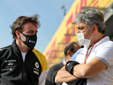 Alonso and Zhou to test for Renault in Abu Dhabi