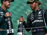 """Hamilton """"incredibly proud"""" of Vettel campaigning"""