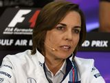Claire Williams awarded OBE