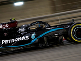 """Pole man Bottas not """"wasting energy"""" focusing on Russell"""