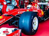 Ferrari kicks off testing of Pirelli's wider 2017 tyre