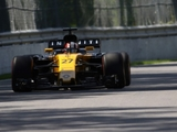 Hülkenberg pleased with return to points