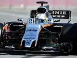 Force India gives Celis Jr. another test day