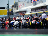 FIA cuts grid access prior to F1 race start