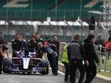 'Unsafe Car' Presentation sees Toro Rosso in Trouble at Silverstone