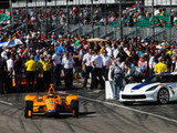 Alonso qualifies 5th for the Indy 500