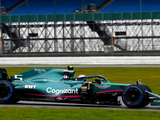 Aston Martin completes successful track shakedown with Vettel and Stroll
