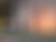 Hamilton wins dramatic race, Grosjean injured in crash