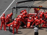 Vettel 'one lap short' of snatching podium