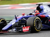 Toro Rosso lose laps as technical issues persist