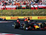 Red Bull can't be disappointed with P2 - Max Verstappen