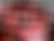 Crash damage meant less laps for Vettel
