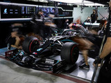Hamilton takes pole in Bahrain