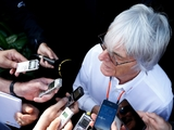 Ecclestone wanted one more year