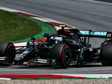 Mercedes admits W11 has fundamental gearbox flaw